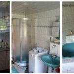 Badumbau Vorher Nachher Bilder Barrierefreies Badezimmer Dusche Unterputz Armatur Fenster Austauschen Kosten Grohe Begehbare Duschen Ebenerdige Moderne Dusche Ebenerdige Dusche Kosten