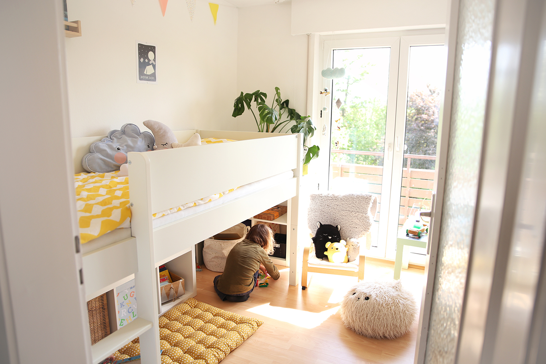 Full Size of Kinderzimmer Room Tour Einblicke In Das Reich Der Jungs Regal Regale Sofa Weiß Kinderzimmer Hochbetten Kinderzimmer
