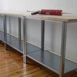 Diy Sideboard Tv Regal Ikea Hack Hyllis Kleines Einbauküche Selber Bauen Wandtattoo Küche Bodenbelag Mit Elektrogeräten Günstig Hängeregal Gardinen Für Wohnzimmer Eckbank Küche Ikea