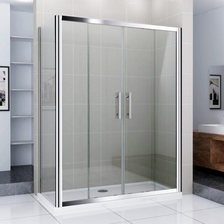 120x90x185cm Duschkabine Schiebetr Duschabtrennung Ns5 12 Ns3 90 Bodengleiche Dusche Antirutschmatte Ebenerdige Begehbare Ohne Tür Badewanne Mit Kleine Bäder Dusche Schiebetür Dusche