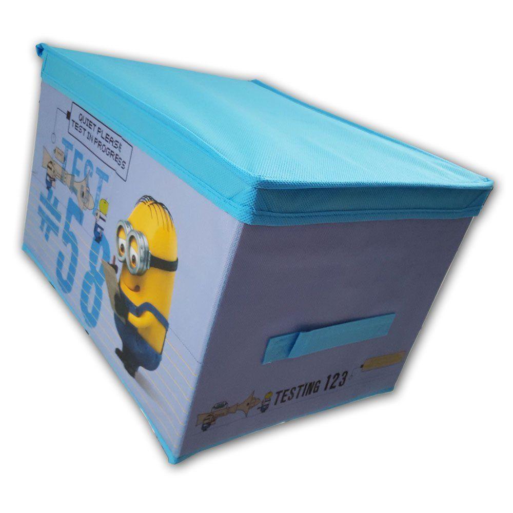 Full Size of Aufbewahrungsbox Mit Deckel Kinderzimmer Aldi Minions Deko Boeckig Aus Stoff Spielzeug Kiste Regal Weiß Kleiderschrank 3 Sitzer Sofa Relaxfunktion Bett Kinderzimmer Aufbewahrungsbox Mit Deckel Kinderzimmer