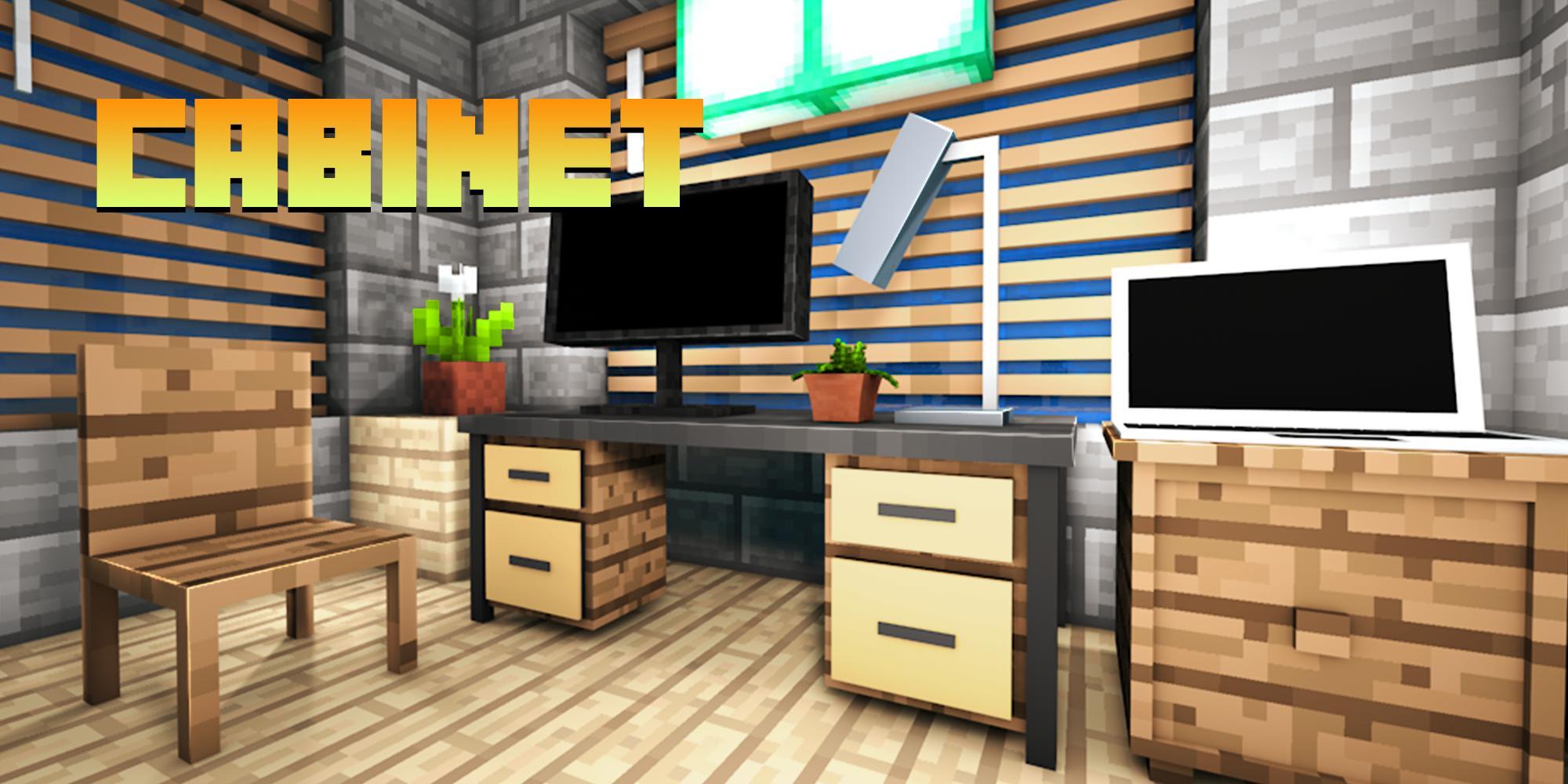 Full Size of Mbel Mods Fr Minecraft Pe Android Apk Herunterladen Bodenbelag Küche Planen Ausstellungsküche Rückwand Glas Tapeten Für Wasserhahn Moderne Landhausküche Wohnzimmer Minecraft Küche