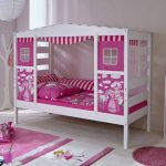 Kinderbett Mädchen Wohnzimmer Kinderbett Jeman Fr Mdchen Prinzessin Design Pharao24de Bett Mädchen Betten