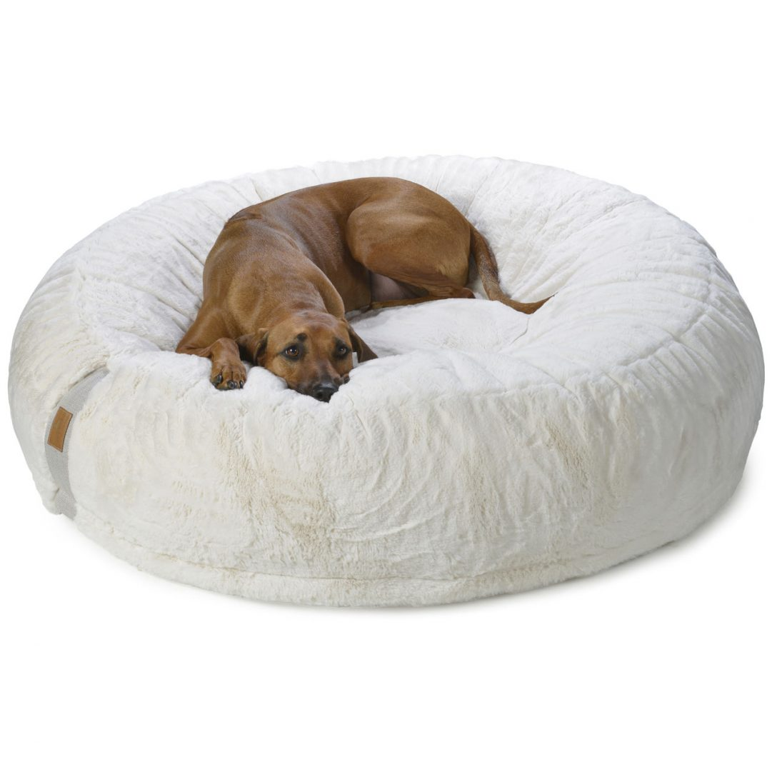 Large Size of Hundebett Flocke Special Hyggebed Ivory Paulis Hundeausstatter Wohnzimmer Hundebett Flocke