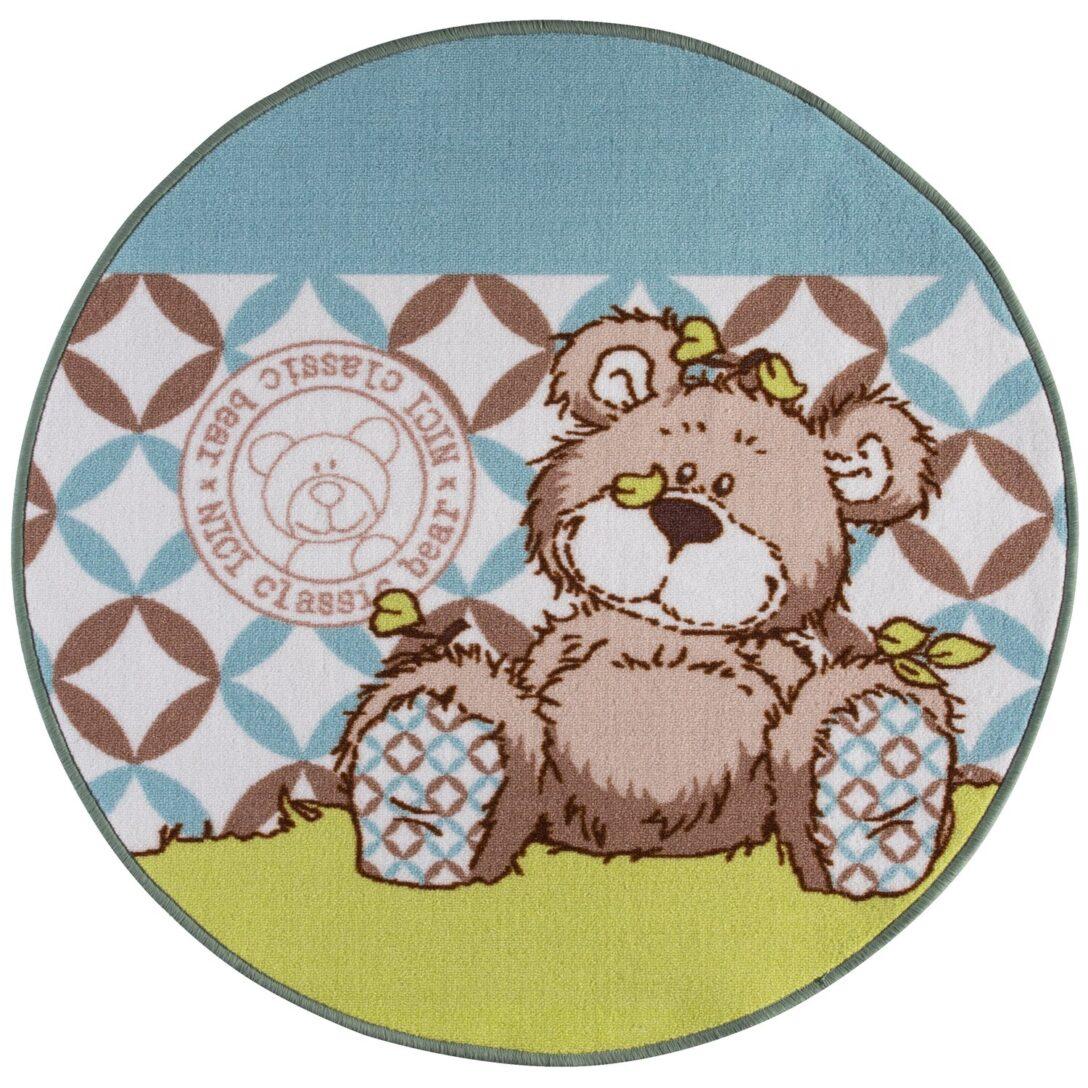 Large Size of Teppichboden Kinderzimmer Nici Teppich Lovely Bear Rund 100 Cm Kaufen Bei Obi Regal Weiß Sofa Regale Kinderzimmer Teppichboden Kinderzimmer