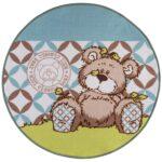 Teppichboden Kinderzimmer Kinderzimmer Teppichboden Kinderzimmer Nici Teppich Lovely Bear Rund 100 Cm Kaufen Bei Obi Regal Weiß Sofa Regale
