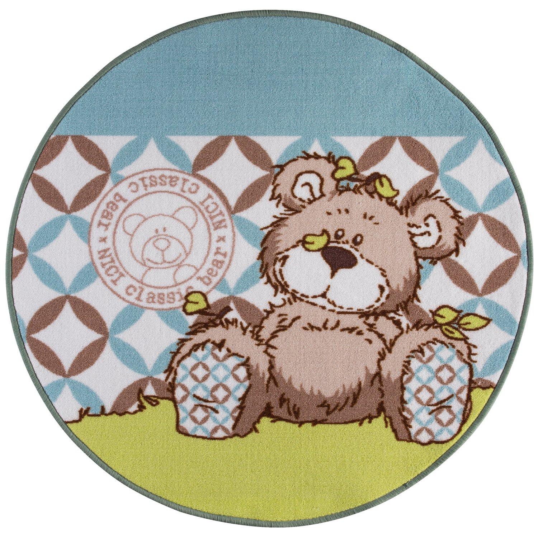 Full Size of Teppichboden Kinderzimmer Nici Teppich Lovely Bear Rund 100 Cm Kaufen Bei Obi Regal Weiß Sofa Regale Kinderzimmer Teppichboden Kinderzimmer
