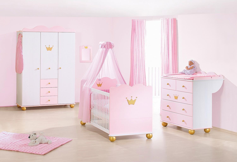 Full Size of Kinderzimmer Prinzessin Pinolino Babzimmer Set 3 Tlg Regal Weiß Prinzessinen Bett Regale Sofa Kinderzimmer Kinderzimmer Prinzessin