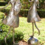 Gartendeko Modern Edelstahl Selber Machen Moderne Metall Pinterest Kaufen Online Skulpturen Rost Aus Wie Sie Effektvoll In Szene Setzen Küche Holz Wohnzimmer Gartendeko Modern