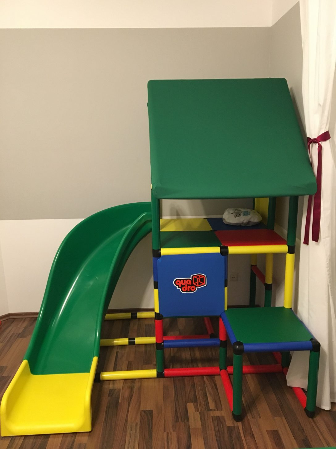 Large Size of Klettergerüst Indoor Klettergerst Von Quadro Frs Kinderzimmer Einfach Super Garten Wohnzimmer Klettergerüst Indoor