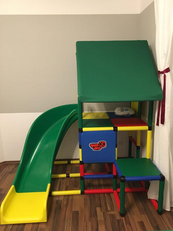 Medium Size of Klettergerüst Indoor Klettergerst Von Quadro Frs Kinderzimmer Einfach Super Garten Wohnzimmer Klettergerüst Indoor