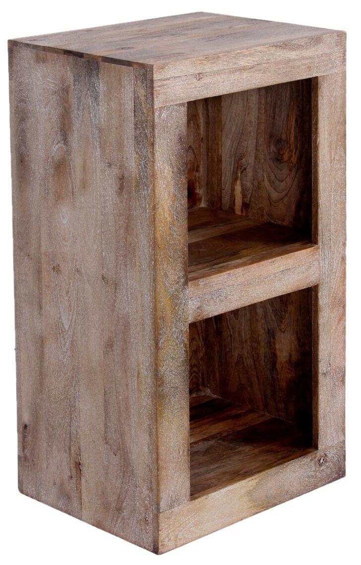Medium Size of Massivholz Regal Kawola Tao 2 Fcher Badmöbel Usm Kisten Tisch Kombination Auf Rollen Mit Bett Massivholzküche Schuh Würfel Schlafzimmer Ahorn Wandregal Regal Massivholz Regal