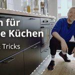 Ikea Küchen Ideen Kleine Kche Groe Wirkung Tipps Tricks Youtube Modulküche Bad Renovieren Küche Kosten Wohnzimmer Tapeten Betten 160x200 Bei Miniküche Wohnzimmer Ikea Küchen Ideen