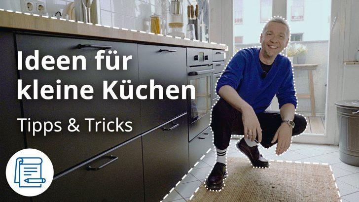 Medium Size of Ikea Küchen Ideen Kleine Kche Groe Wirkung Tipps Tricks Youtube Modulküche Bad Renovieren Küche Kosten Wohnzimmer Tapeten Betten 160x200 Bei Miniküche Wohnzimmer Ikea Küchen Ideen