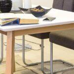 Esstisch Vinko 140x80 Tisch Buche Natur Massiv Und Wei Bett Designer Lampen Sofa Für Esstischstühle Mit 4 Stühlen Günstig Baumkante Kleiner Weiß Holz Esstische Esstisch Buche
