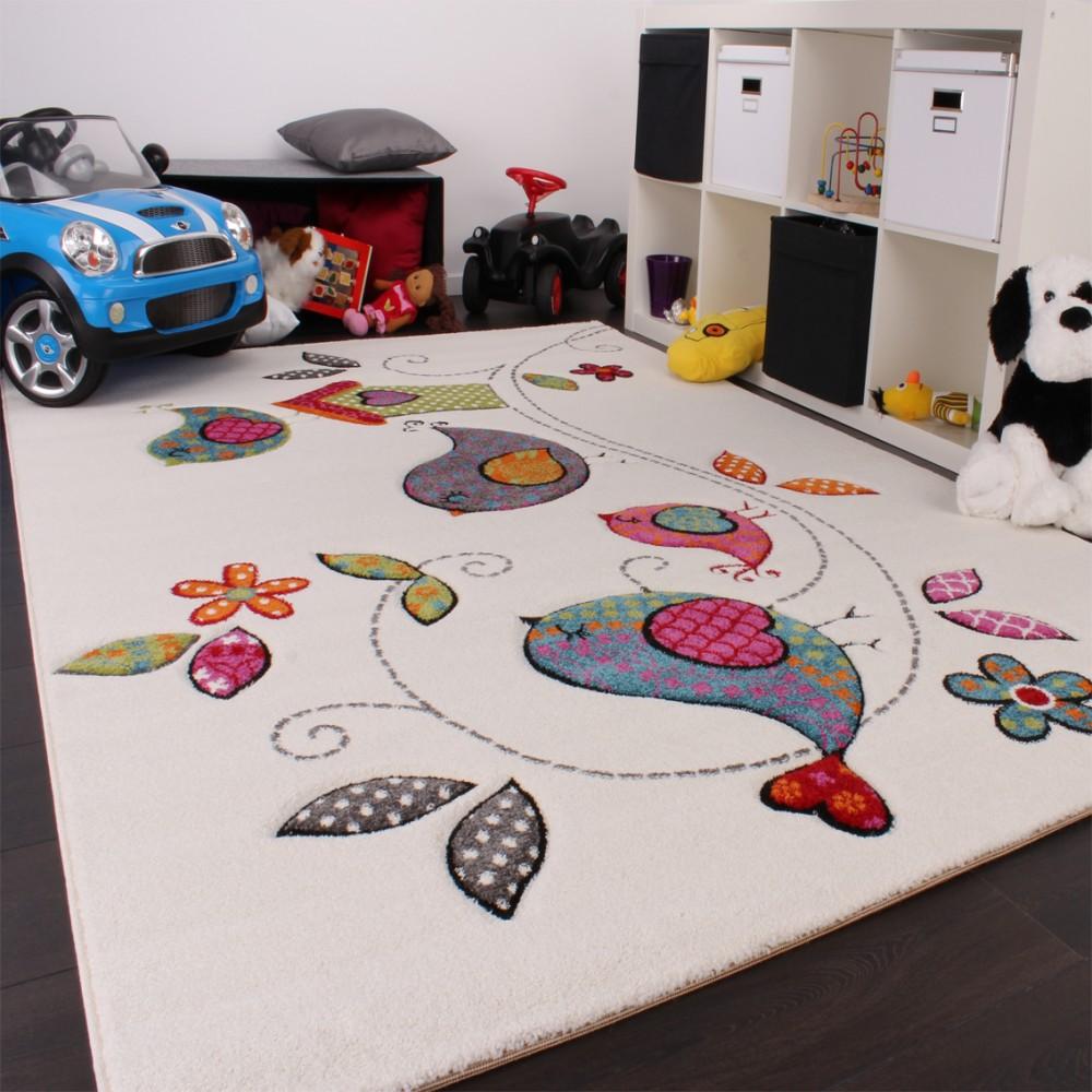 Full Size of Niedliche Vgel Teppichcenter24 Wohnzimmer Teppiche Regal Kinderzimmer Weiß Regale Sofa Kinderzimmer Kinderzimmer Teppiche