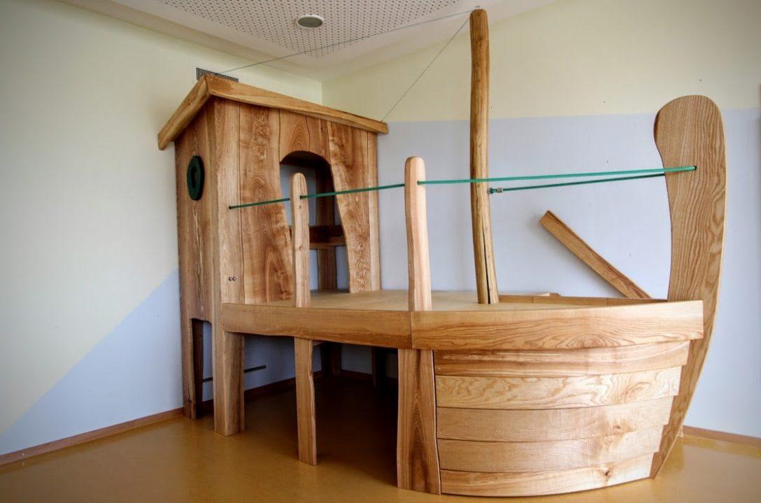 Large Size of Schiff Kindertagessttte Lillabo Ev Klettergerüst Garten Wohnzimmer Klettergerüst Indoor