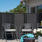 Paravent Trend 4 Teilig Garten Wohnzimmer Paravent Terrasse