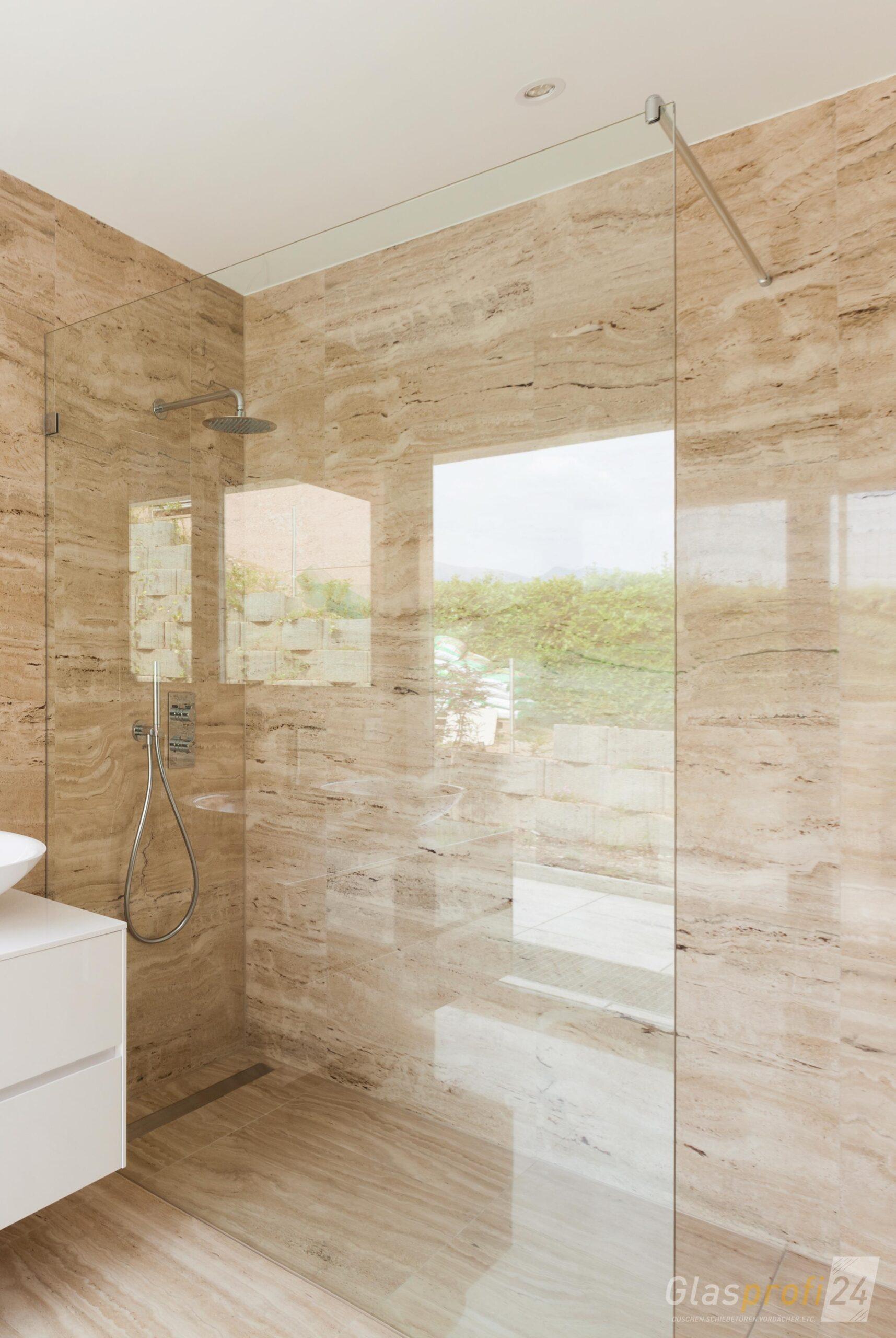 Full Size of Glaswand Dusche Walk In Duschwand Glasprofi24 Barrierefreie Begehbare Ohne Tür Schiebetür Walkin Badewanne Mit Und Bodengleiche Duschen Moderne Mischbatterie Dusche Glaswand Dusche