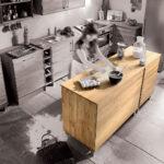Kcheninsel Culinara 100 Massivholz Wohnzimmer Kücheninsel