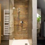 Begehbare Dusche Duschen Walk In Ebenerdige Fliesen Ohne Tür Mischbatterie Koralle 90x90 Nischentür Unterputz Sprinz Eckeinstieg Behindertengerechte Dusche Begehbare Dusche