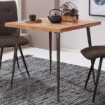 Esszimmertisch Lodi 80x76x80 Cm Online Kaufen Esstisch Mit Bank 4 Stühlen Günstig Skandinavisch Kleine Einbauküche Großer Oval Kleiner Weiß Sofa Für Esstische Esstisch Klein