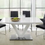 5324fc5584a09 Esstisch Modern Rund Mit Stühlen Ausziehbar Massiv Runder Weiß Kolonialstil Esstische Design Altholz Lampe Ovaler Und Stühle Oval Holz Eiche Esstische Weißer Esstisch