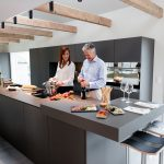 Küchenideen Wohnzimmer Küchenideen Kchenidee Eleganz Modern Interpretiert