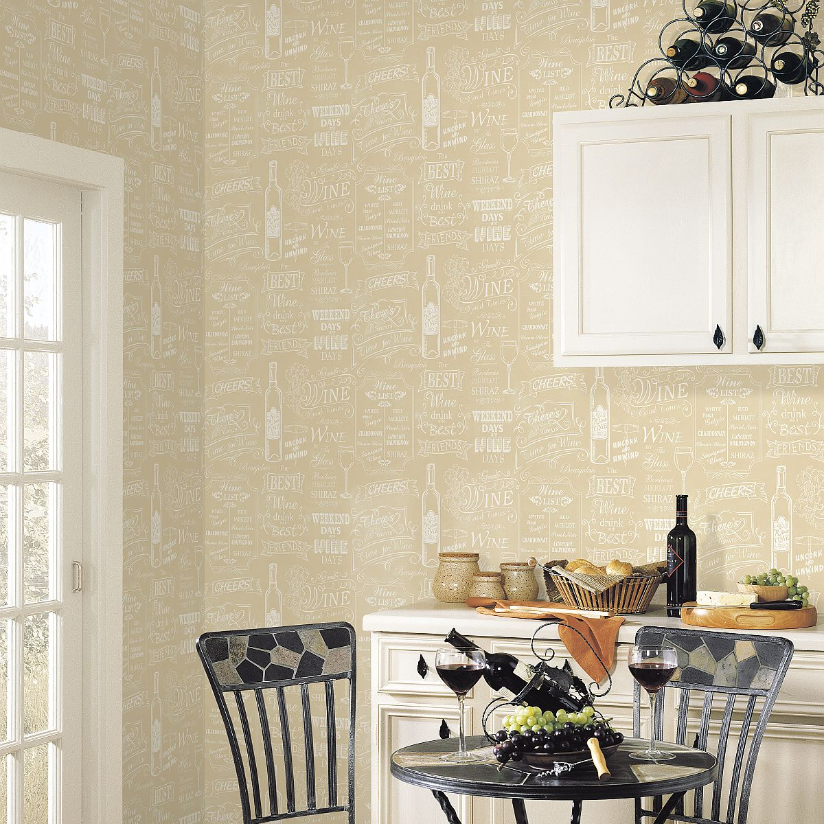 Full Size of Küchentapete Hochwertige Tapeten Und Stoffe Kchentapete Kitchen Style Wohnzimmer Küchentapete