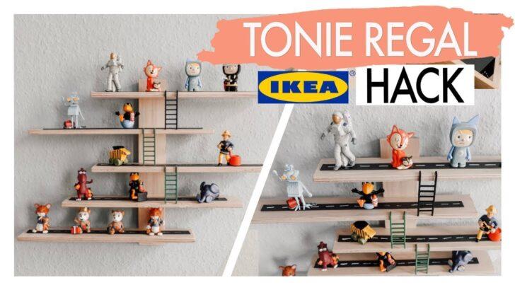 Medium Size of Ikea Hack Tonie Regal Frs Kinderzimmer I Eileena Youtube Bad Wandregal Küche Kosten Modulküche Betten Bei Sofa Mit Schlaffunktion Landhaus 160x200 Miniküche Wohnzimmer Wandregal Ikea