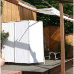 Paravent Terrasse Wohnzimmer Paravent Terrasse Floracord Sichtschutz Wetterfest 210 Cm 170 Garten