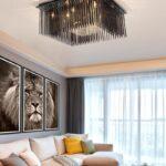 Wohnzimmer Deckenleuchte Wohnzimmer Wohnzimmer Dimmbar Ikea Led Messing Schlafzimmer Quadratisch Rauchgrau Kristallstab Rollo Liege Vorhänge Tapete Landhausstil Heizkörper Tisch Tischlampe