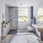 Einfache Badsanierung Mit Groer Wirkung Inkl Ratgeber Glastür Dusche Grohe Thermostat Mischbatterie Moderne Duschen Begehbare Nischentür Behindertengerechte Dusche Bodenebene Dusche