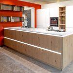 Küchen Wohnzimmer Serie Nolte Grte Kchenschau Strhen Henke Kchen Küchen Regal