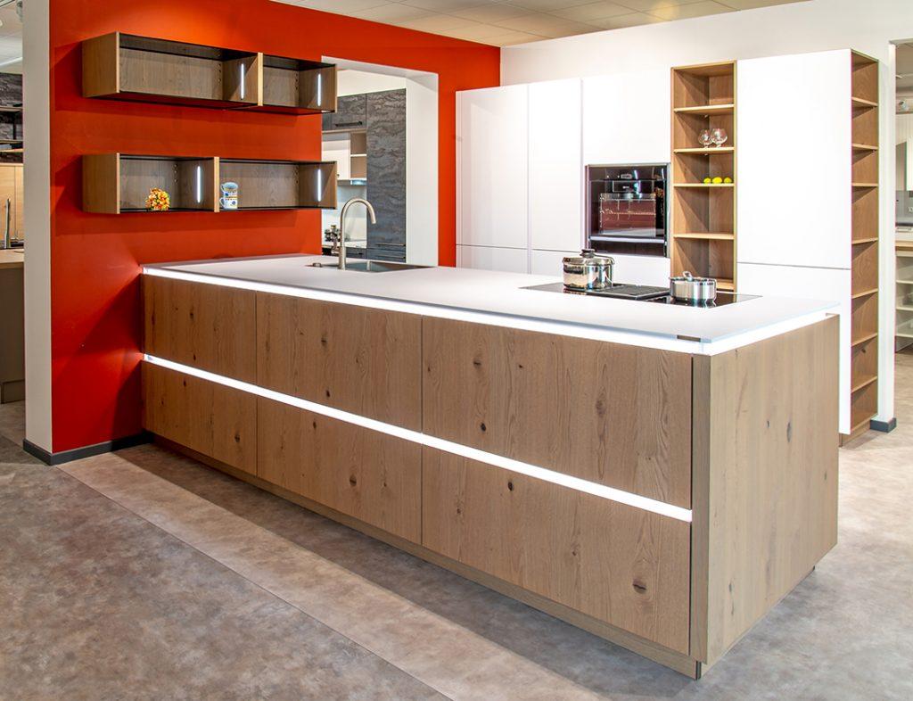 Full Size of Serie Nolte Grte Kchenschau Strhen Henke Kchen Küchen Regal Wohnzimmer Küchen