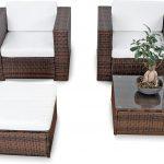 Loungemöbel Balkon Xinro Xxl Polyrattan Lounge Set Erweiterbar Garten Holz Günstig Wohnzimmer Loungemöbel Balkon