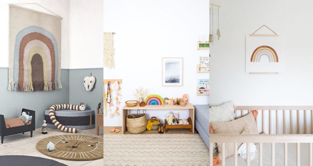 Large Size of Kinderzimmer Wanddeko Deko Frs Babyzimmer Schnsten Regenbogenmotive Sofa Küche Regal Regale Weiß Kinderzimmer Kinderzimmer Wanddeko