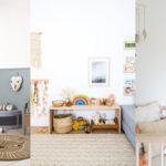 Kinderzimmer Wanddeko Kinderzimmer Kinderzimmer Wanddeko Deko Frs Babyzimmer Schnsten Regenbogenmotive Sofa Küche Regal Regale Weiß