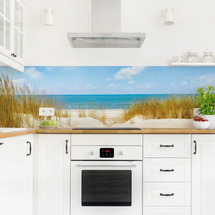 Medium Size of Kchenrckwand Strand An Der Nordsee In 2020 Haus Interieurs Wohnzimmer Tapeten Ideen Bad Renovieren Wohnzimmer Küchenrückwand Ideen