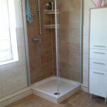 Moderne Bodengleiche Duschen Begehbare Fliesen Ebenerdig Kleine Gemauert Badezimmer Gefliest Eck Sind Eine Sehr Gute Variante Fr Einen Modernen Look Sprinz Dusche Moderne Duschen