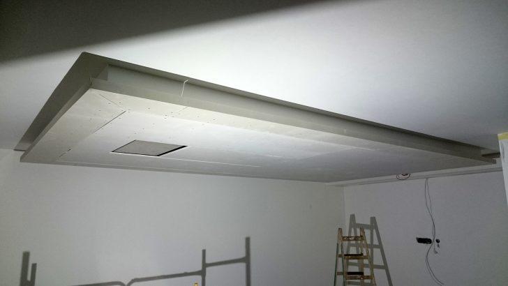 Medium Size of Indirekte Beleuchtung Bad Deckenleuchte Wohnzimmer Deckenlampen Modern Spiegelschrank Mit Und Steckdose Deckenleuchten Schlafzimmer Bett Deckenlampe Led Wohnzimmer Indirekte Beleuchtung Decke