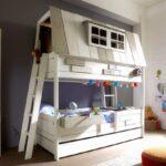 Kinderzimmer Hochbett Kinderzimmer Hochbett Fr Kleine Zimmer Elegant Kinderzimmer 2 Schn Regal Regale Weiß Sofa