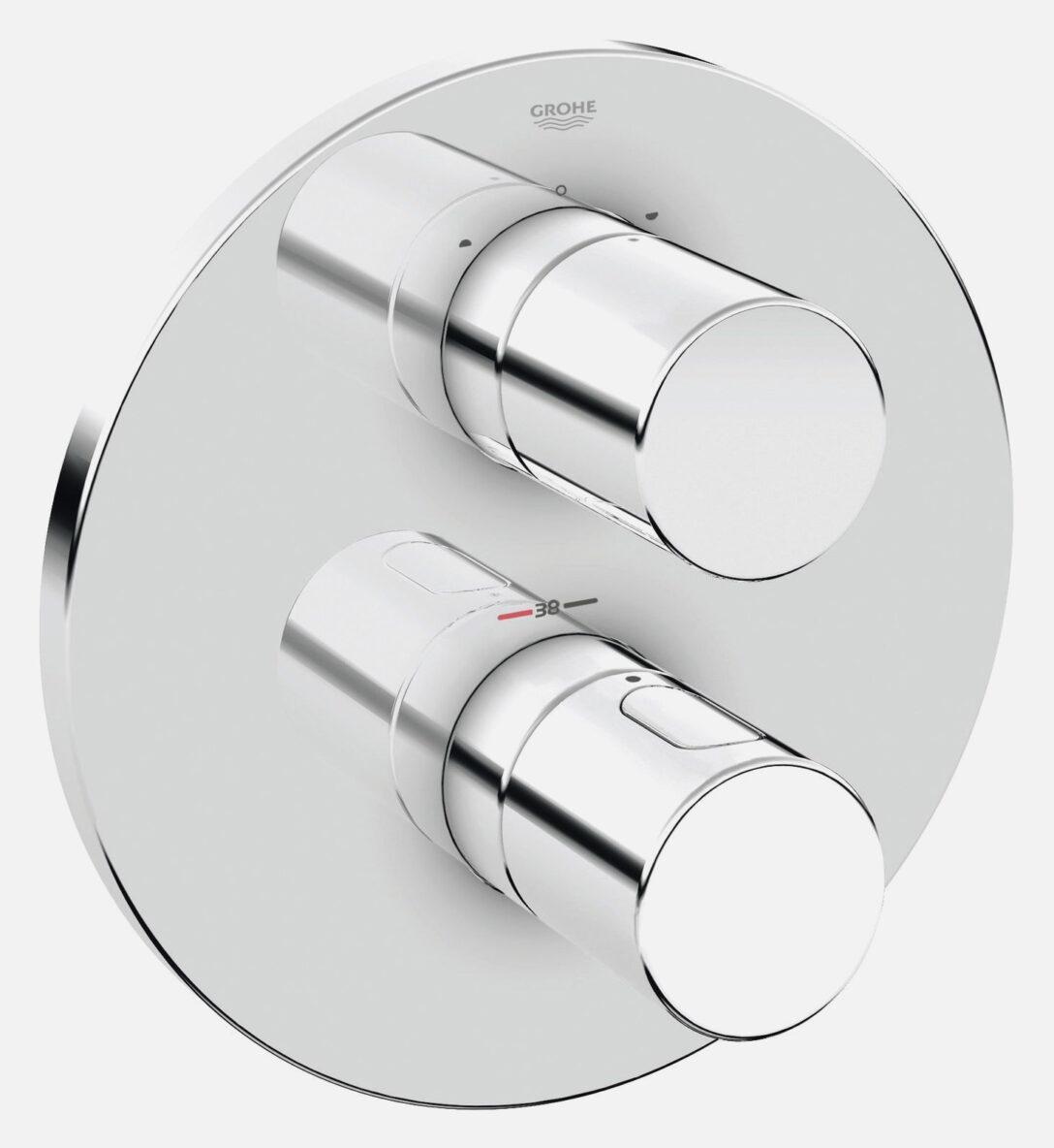 Large Size of Grohe Thermostat Dusche 90x90 Nischentür Glastrennwand Ebenerdige Kosten Anal Komplett Set Einbauen 80x80 Mischbatterie Schulte Duschen Hüppe Bluetooth Dusche Grohe Thermostat Dusche