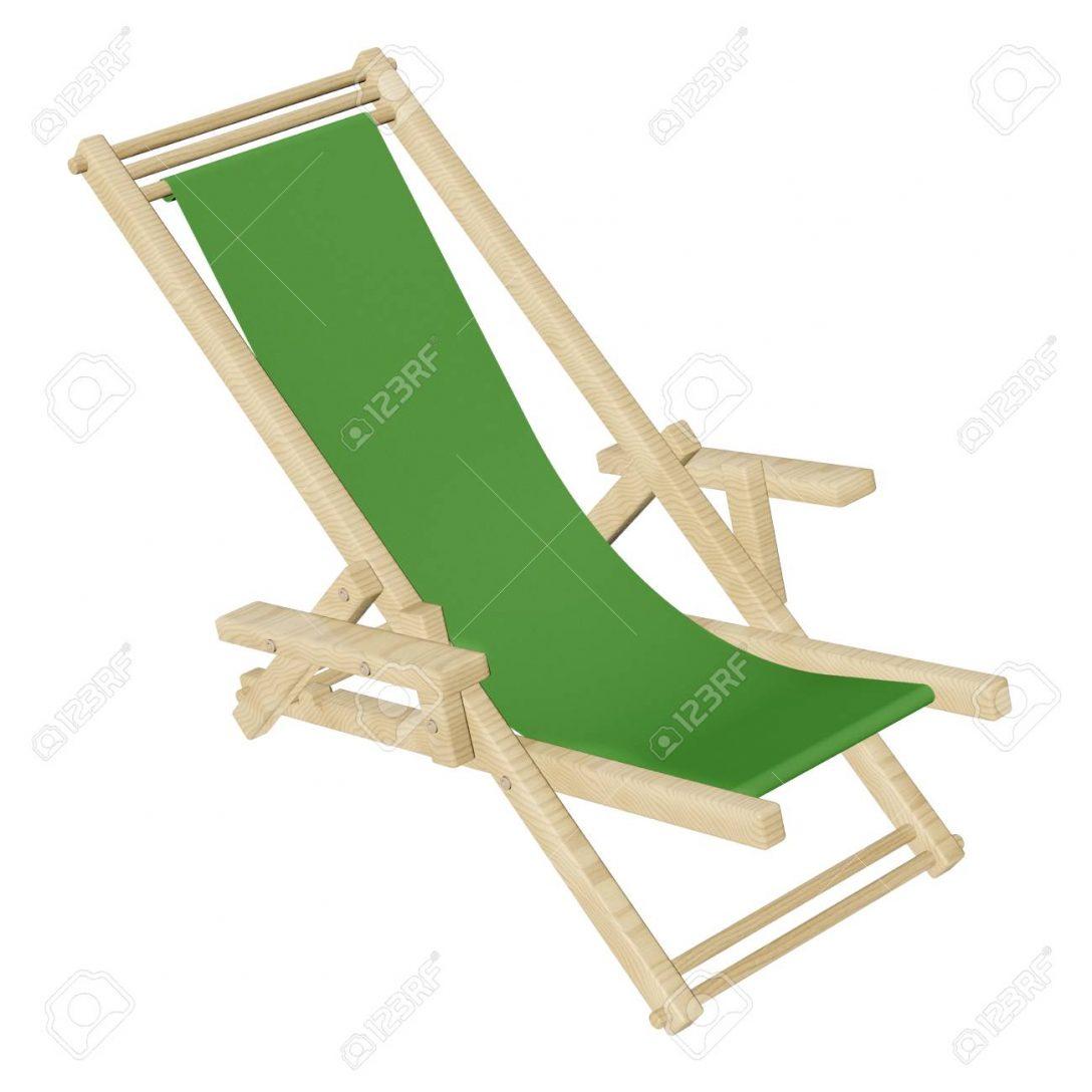 Large Size of Holz Strand Liegestuhl Mit Grnem Stoff Auf Weiem Hintergrund 3d Alu Fenster Bett Esstisch Garten Spielhaus Holzfliesen Bad Küche Betten Unterschrank Wohnzimmer Liegestuhl Holz