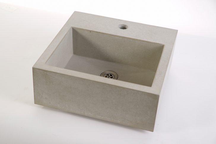 Beton Waschbecken Dade Cassa 40 Design Badezimmer Küche Bad Outdoor Kaufen Keramik Edelstahl Wohnzimmer Outdoor Waschbecken