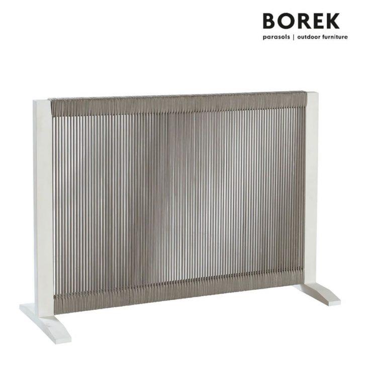 Medium Size of Raumteiler Ponza Aluminium Wei Grau Outdoor Küche Kaufen Garten Paravent Edelstahl Wohnzimmer Paravent Outdoor