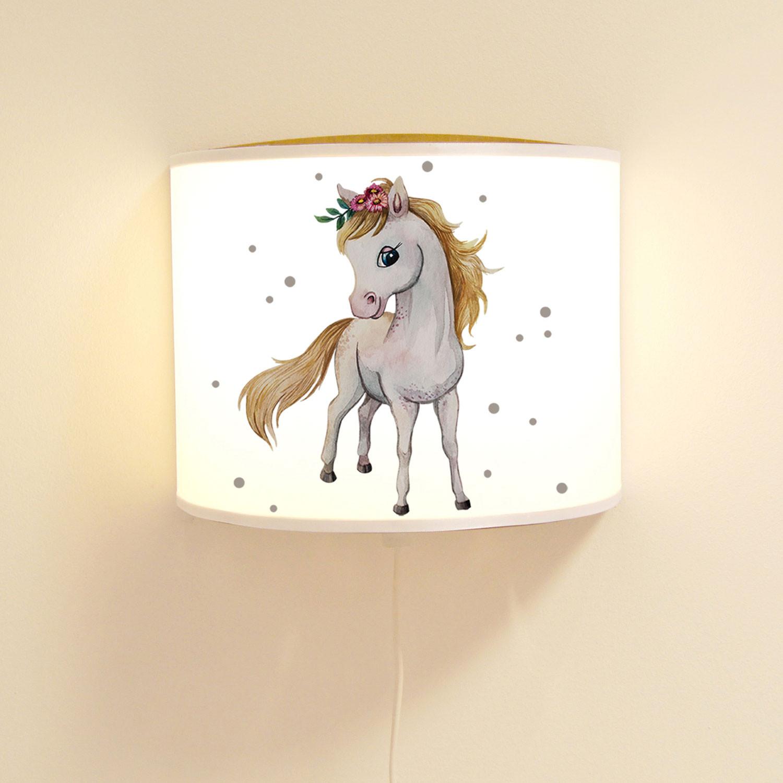 Full Size of Kinderzimmer Pferd Wandlampe Kinderlampe Mit Sen Pferdchen Punkte Lampe Regal Weiß Sofa Regale Kinderzimmer Kinderzimmer Pferd