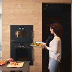 Holzküchen Wohnzimmer Kchen Aus Holz Einbaukchen Mit Holzfronten