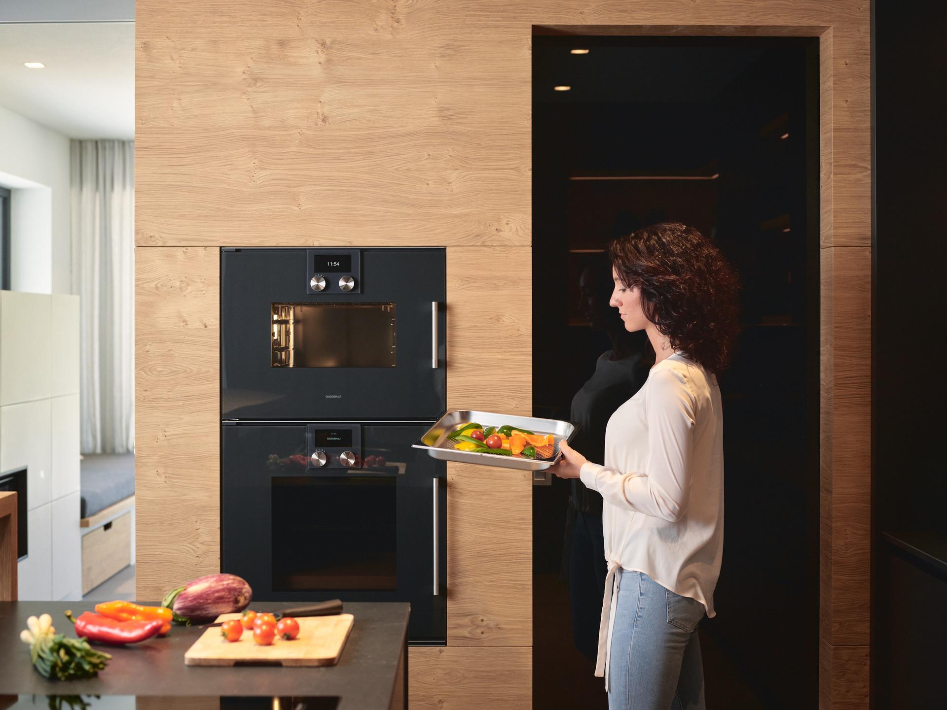 Full Size of Kchen Aus Holz Einbaukchen Mit Holzfronten Wohnzimmer Holzküchen