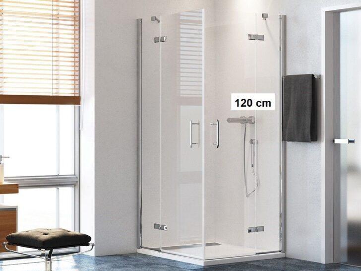 Medium Size of Eckeinstieg Dusche Duschkabine 120 75 200 Cm Drehtr Mit Bildern Breuer Duschen Thermostat Badewanne Hüppe Komplett Set Behindertengerechte Pendeltür Dusche Eckeinstieg Dusche